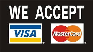 Credit Cards Accepted Uber