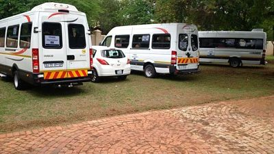 Sandton Taxi Cabs Shuttle Buses for Hire